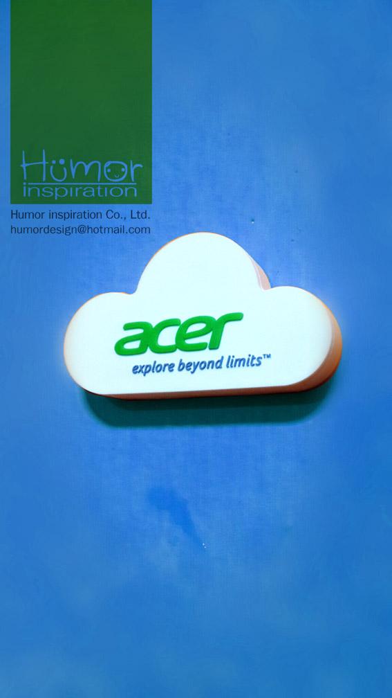 ยางหยอด-ที่เก็บกุญแจ-acer cloud